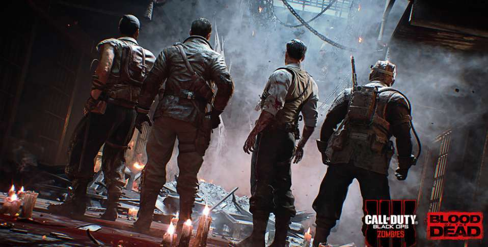 Call of Duty: Black Ops 4. Blood of the Dead na nowym zwiastunie
