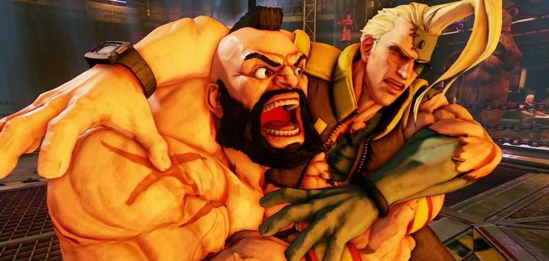 Street Fighter V nowe postacie
