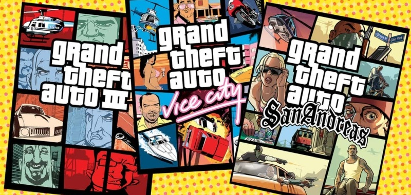 Grand Theft Auto: The Trilogy The Definitive Edition