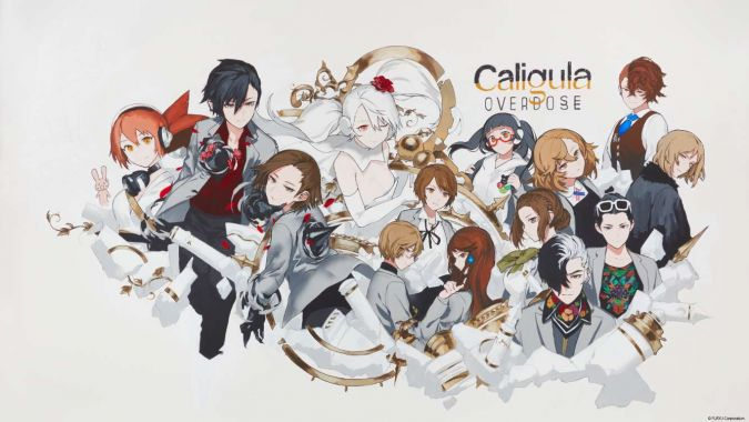 The Caligula Effect: Overdose(Switch)