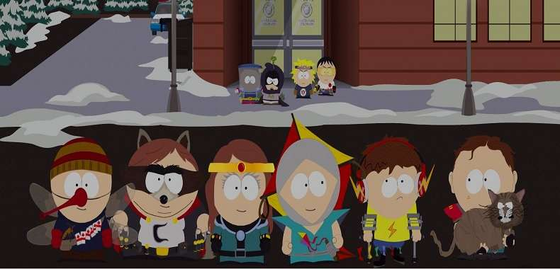 South Park: The Fractured But Whole - moim zdaniem