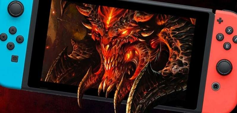 Diablo 3 na Nintendo Switch