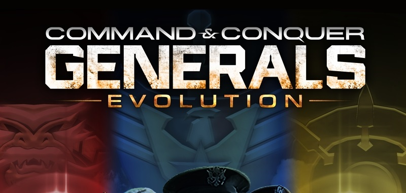 Command & Conquer: Generals Evolution