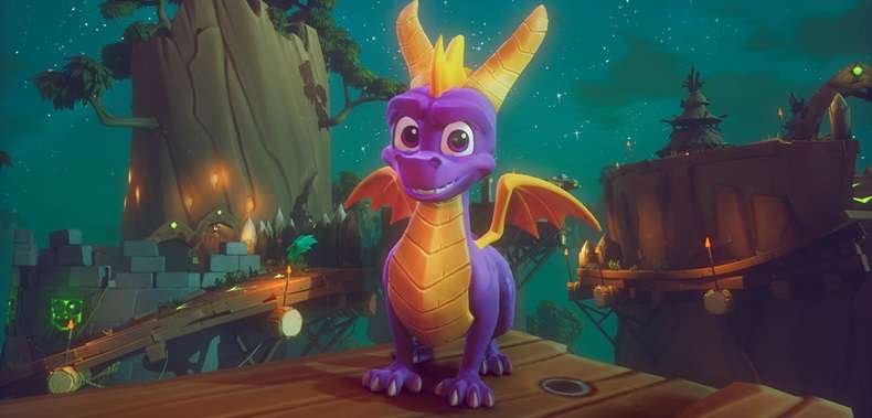 Spyro na Nintendo Switch