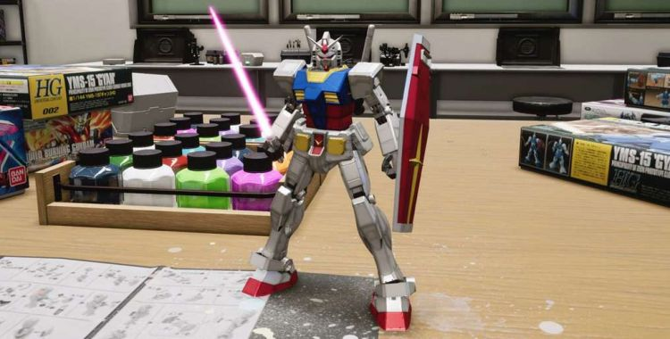 Data premiery New Gundam Breaker