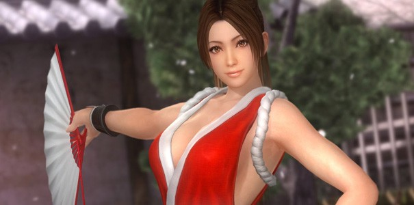 Mai z King of Fighters trafi do Dead or Alive 5: Last Round