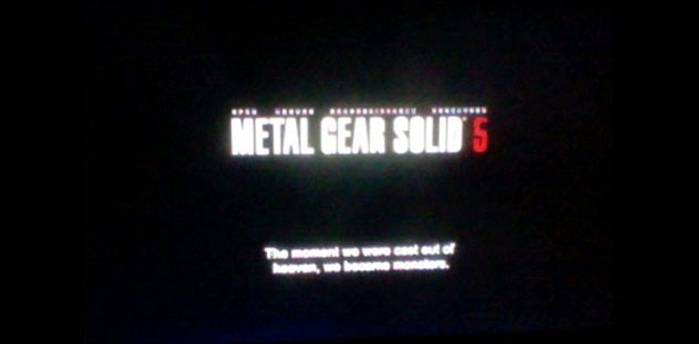 Project Ogre to Metal Gear Solid 5?