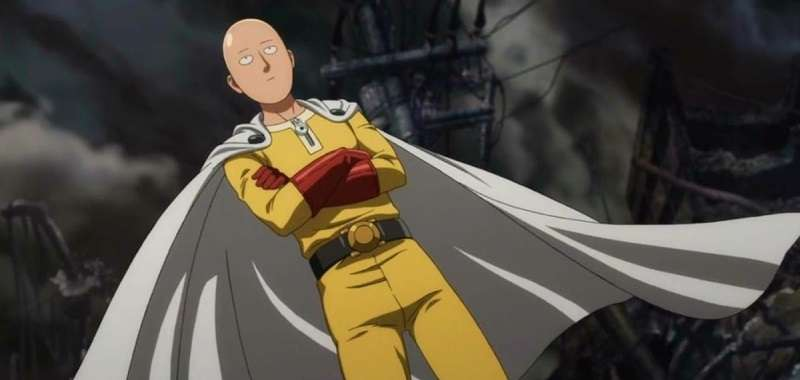 One Punch Man: A Hero Nobody Knows art