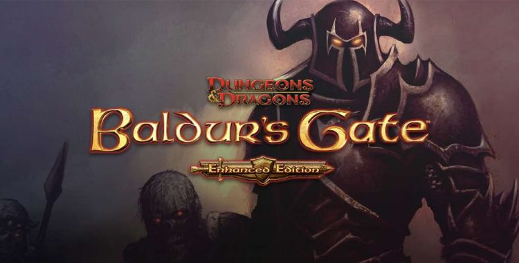 Baldur's Gate Enhanced Edition mocno przecenione w Google Play!