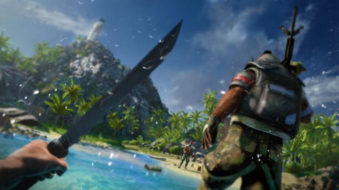 Ognisty gameplay z Far Cry 3