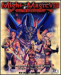 Perły z lamusa #5: Might and Magic VIII: Day of the Destroyer