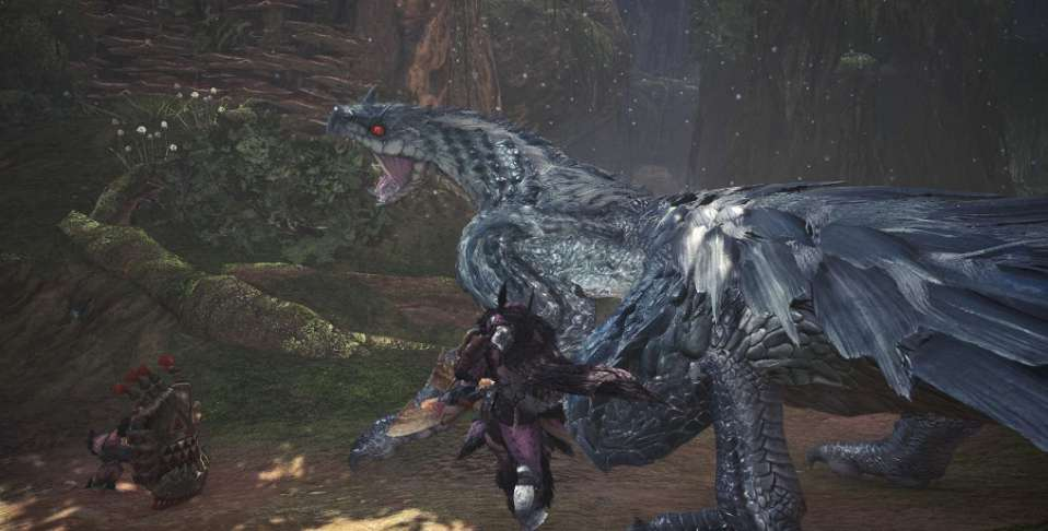 Monster Hunter World zaprasza do Gnijącej Doliny