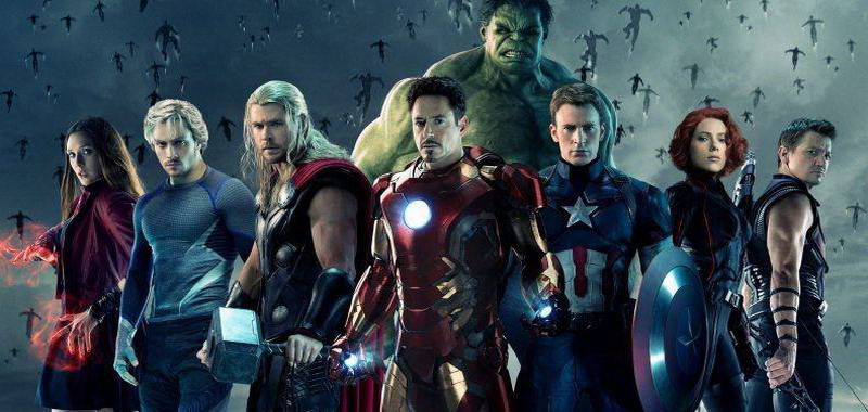 The Avengers THQ