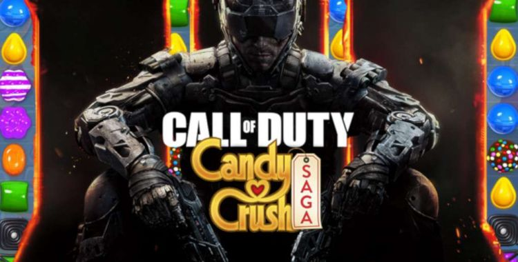 Mobilne Call of Duty od twórców Candy Crush Saga