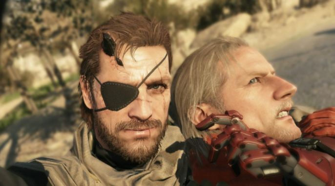 Świetne screenshoty z Metal Gear Online 3