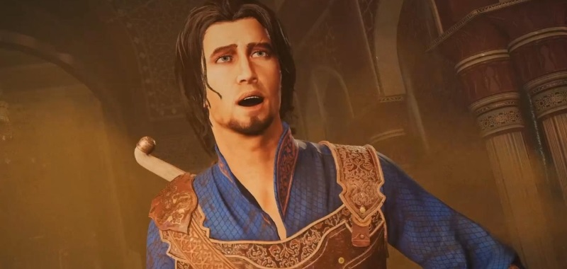 Bohater Prince of Persia: The Sands of Time Remake