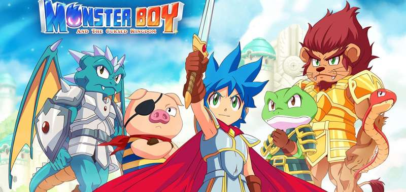 Monster Boy and the Cursed Kingdom tego lata na PC