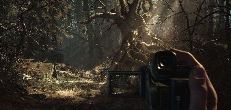 Blair Witch. W polski horror na Xbox One X zagramy w 4K