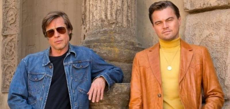 Once Upon a Time in Hollywood bohaterowie