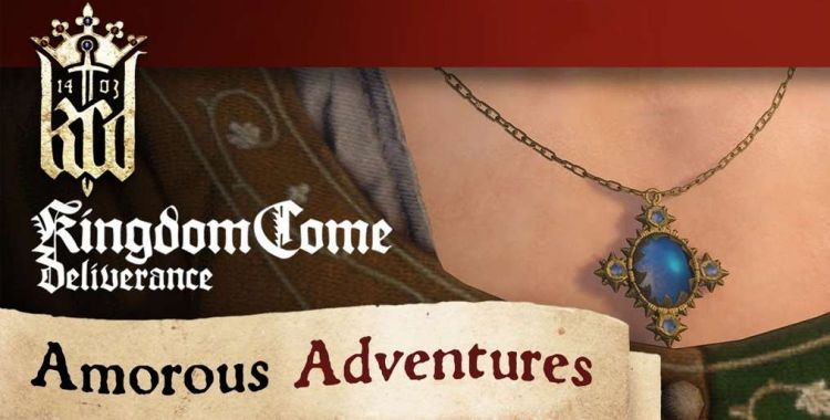 Kingdom Come: Deliverance. Zwiastun dodatku Amorous Adventures