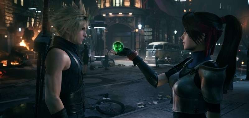 Final Fantasy VII Remake Cloud Materia