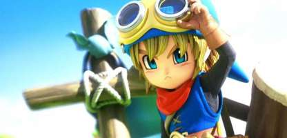 Dragon Quest Builders. Wersja na Nintendo Switch jest równie ładna, co ta na PS4