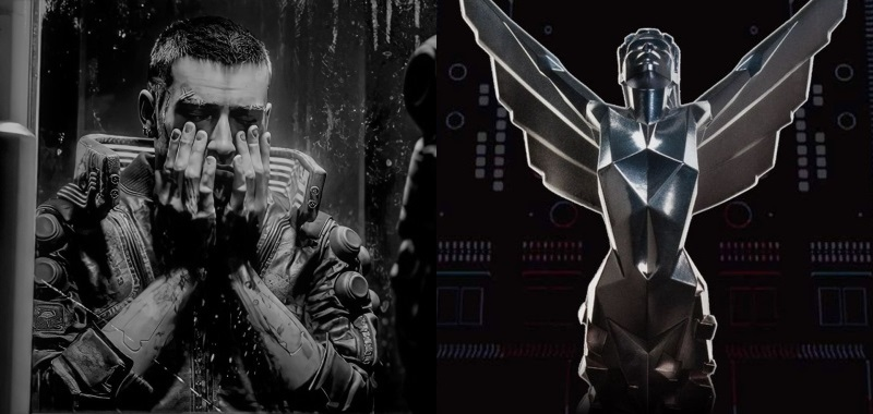 Cyberpunk 2077 x The Game Awards 2020