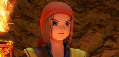 Dragon Quest XI. Square Enix łata grę na PS4 i PC