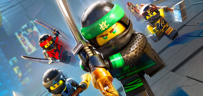 LEGO Ninjago Movie - Gra Wideo za darmo na PS4, PC i XOne!