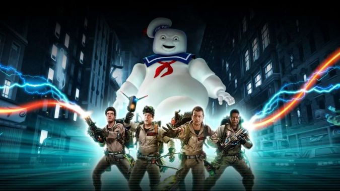 Ghosbusters Remastered
