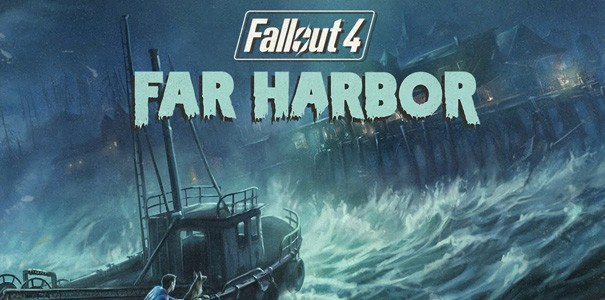 DLC do Fallout 4 - Far Harbor - działa fatalnie na PS4