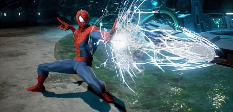 Spider-Man w Marvel vs. Capcom: Infinite