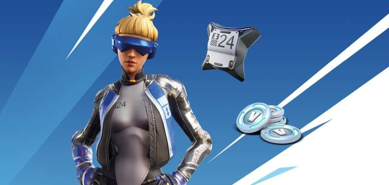 Fortnite PS4 Epic Neo Versa Outfit