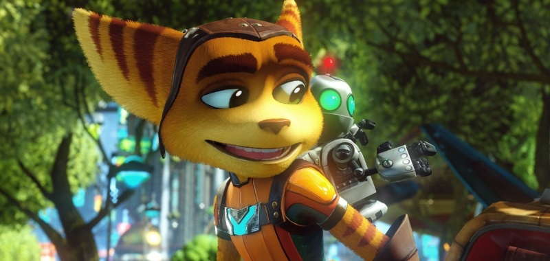 Ratchet & Clank w 60 fps na PS5