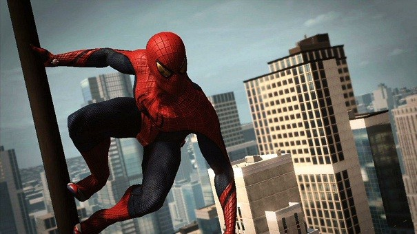 Solidna porcja gameplay'u z The Amazing Spider-Man