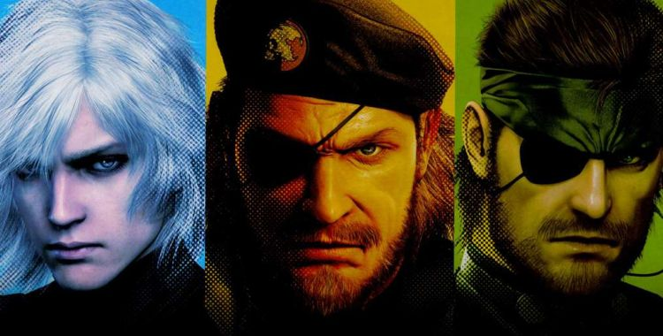 Metal Gear Solid HD Collection może trafić na PS4