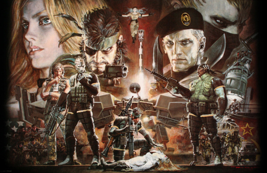 Recenzja Metal Gear Solid: Portable Ops PSP