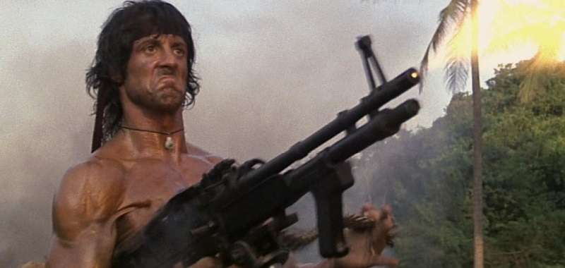 Rambo niczym bohater z Red Dead Redemption 2. Sylvester Stallone na planie Rambo 5: Last Blood