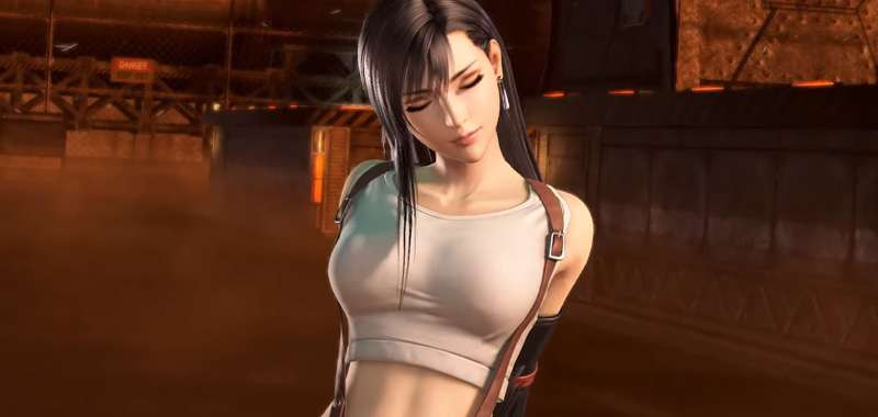Tifa trafi do Dissidia: Final Fantasy NT