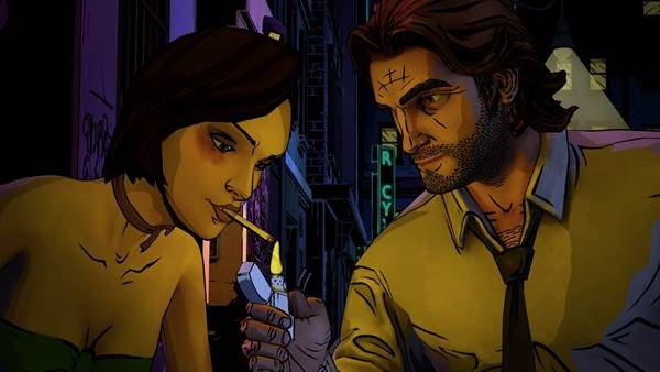 The Walking Dead: Season Two, The Wolf Among Us i Game of Thrones trafią na Fire TV
