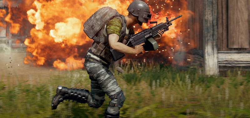 PlayerUnknown's Battlegrounds PS4 Xbox one