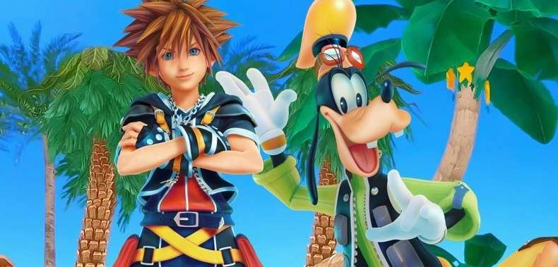 Kingdom Hearts 3 w 2018 roku