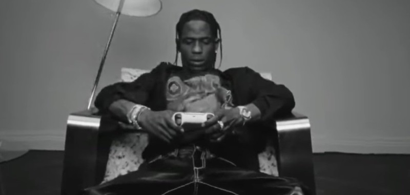 Travis Scott i PS5