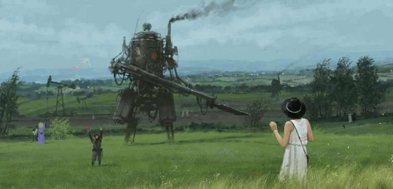 Iron Harvest. Steampunkowa strategia trafia na Kickstartera