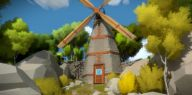 The Witness ukończone w 25 minut