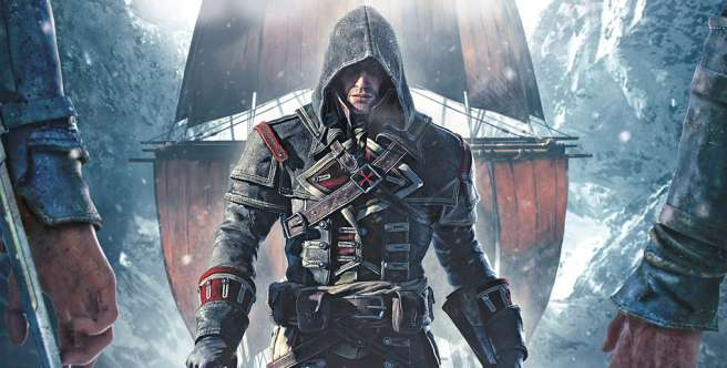 Assassin's Creed Rogue HD na PS4 coraz pewniejsze