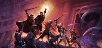 Pillars of Eternity: Complete Edition. Sprawdźcie gameplay z wersji na Nintendo Switch