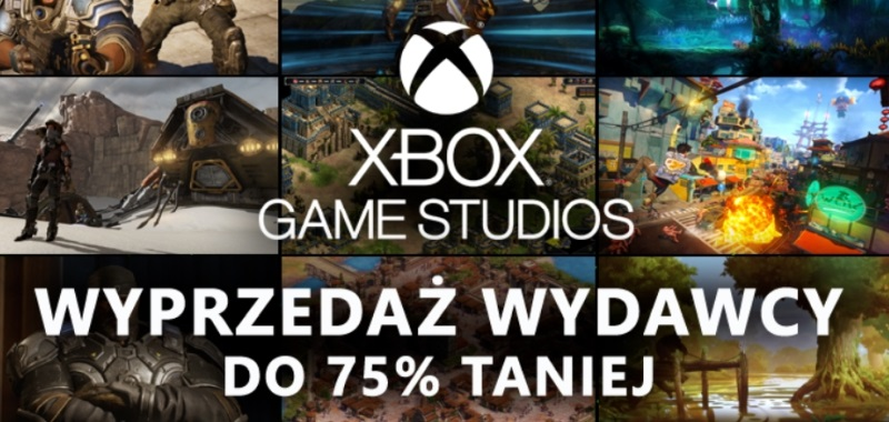 Xbox Game Studios promocja na Steam
