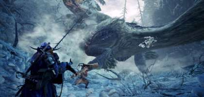 Monster Hunter World: Iceborne ostatnim dodatkiem do Monster Hunter World. Producent potwierdza