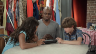 Wayne Brady reklamuje Wii Party U